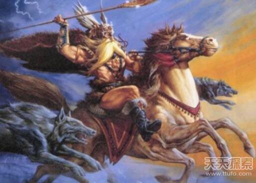 雷神的锤子奥丁的长枪 神话中的十大上古神兵