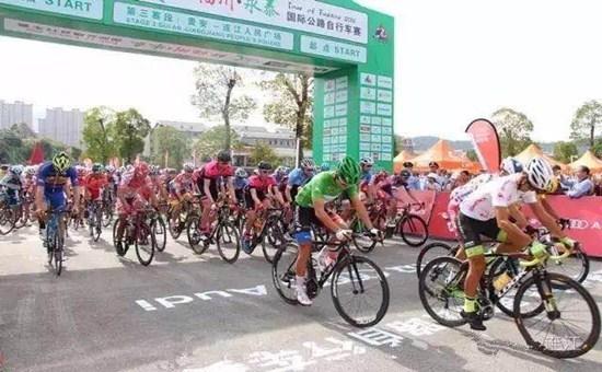"""借力国际自行车赛助推连江""""旅游+体育""""产业发展"""
