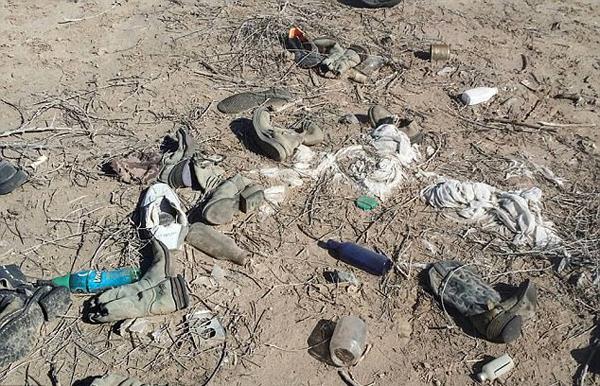 墨惊现3000多具尸体残骸 或因贩毒集团互相残杀