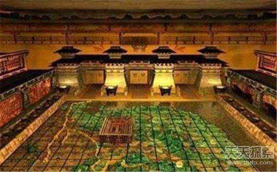 揭秘秦始皇陵墓水银海之谜 陵墓发掘最大阻碍