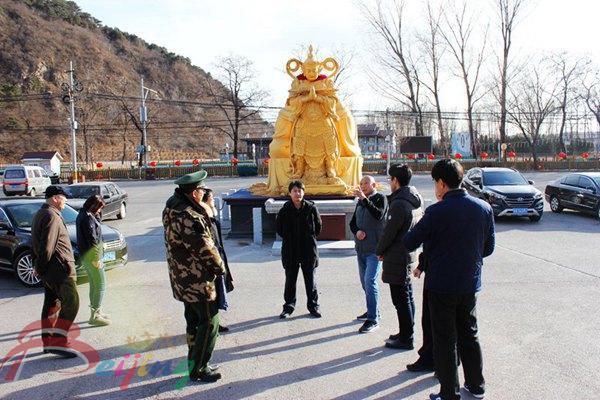 怀柔桥梓镇做好春节前旅游安全检查工作