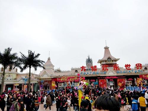清明小长假滨海新区旅游市场平稳有序
