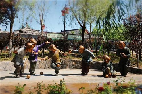 杨柳青古镇提升改造基本完成 海纳八方游客