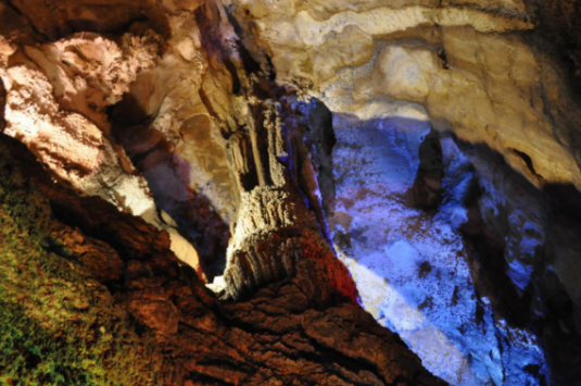 夏养山西 (三十) 气势磅礴 流光异彩 华北溶洞之首—太行龙洞