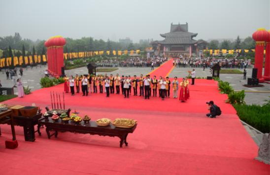 一个节日 一段乡愁——戊戌年中元节,大槐树老家邀您回家祭祖