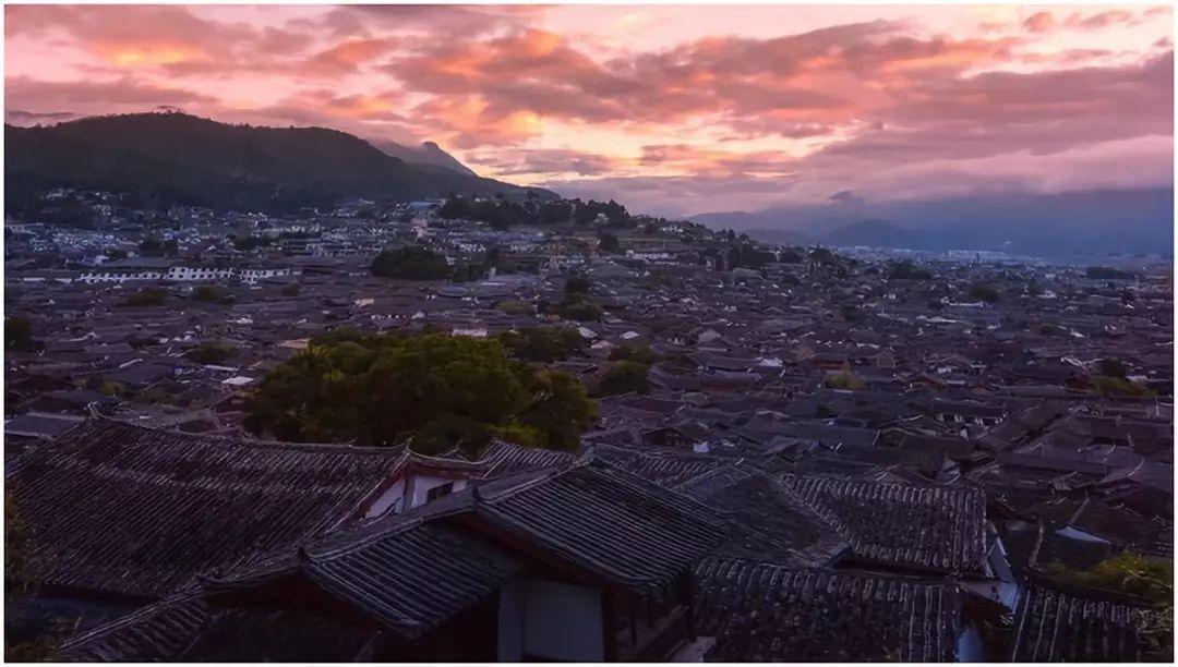 少儿手绘中国景区