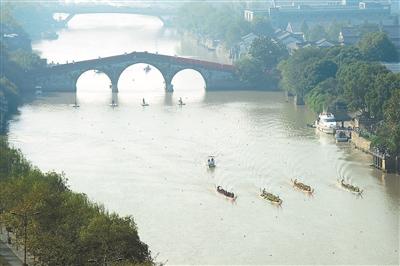 """杭州""""南宋记忆""""之运河风情有奖征文大赛拉开序幕"""