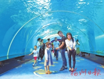 永泰县欧乐堡海洋世界
