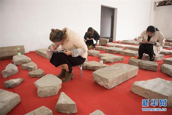 浙江建德:古城发掘保护进行时