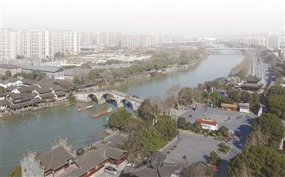 杭州保护大运河市级标准发布实施