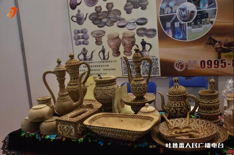吐鲁番特色年货节为吐鲁番旅游助力