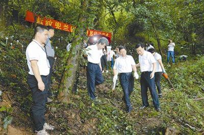 2018年中国野生动植物保护十件大事