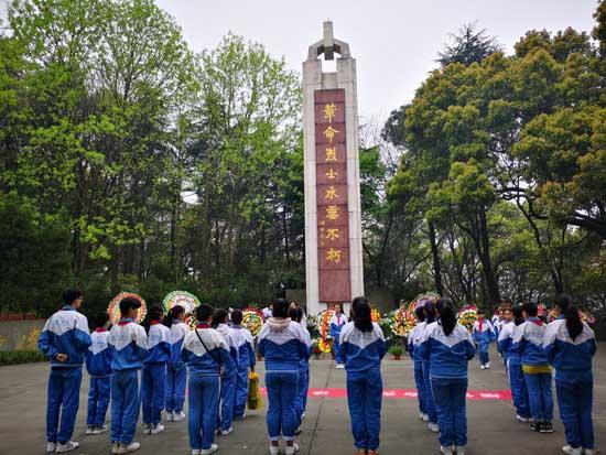 余杭社会各界赴革命文物纪念地开展活动