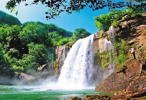 辽宁丹东:添绿,生态底色更浓_最新林业信息