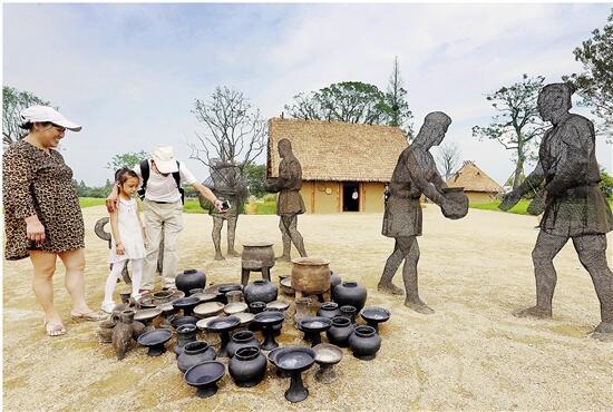 良渚古城遗址公园部分开放 每天限流3000人