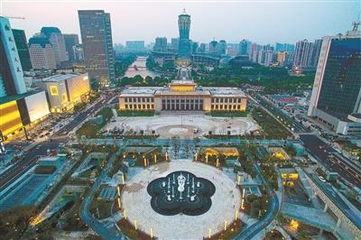 """杭州多数历史建筑与""""新中国""""岁数相当,是新中国""""见证者"""""""