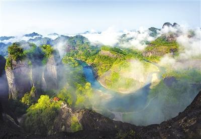 武夷山迈上全域旅游发展新征程