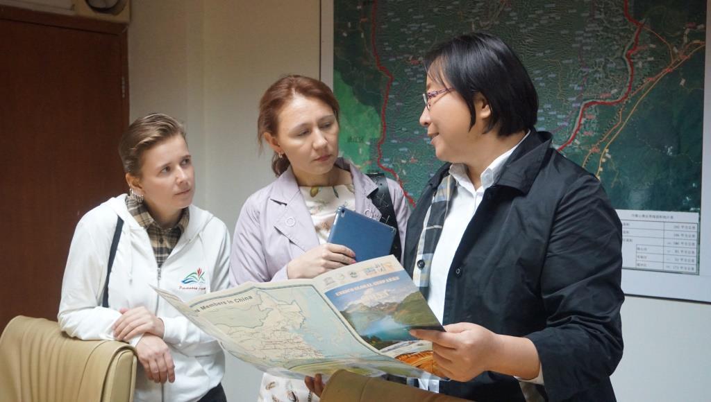 首届教科文世界地质公园导师与知识交流活动在丹霞山举行