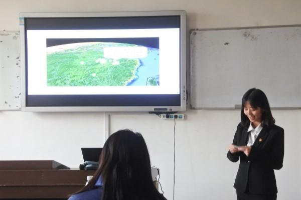 江西财经大学绿派社荣获第二届江西省青年志愿服务项目大赛铜奖(2)