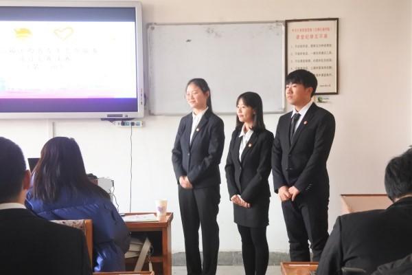 江西财经大学绿派社荣获第二届江西省青年志愿服务项目大赛铜奖