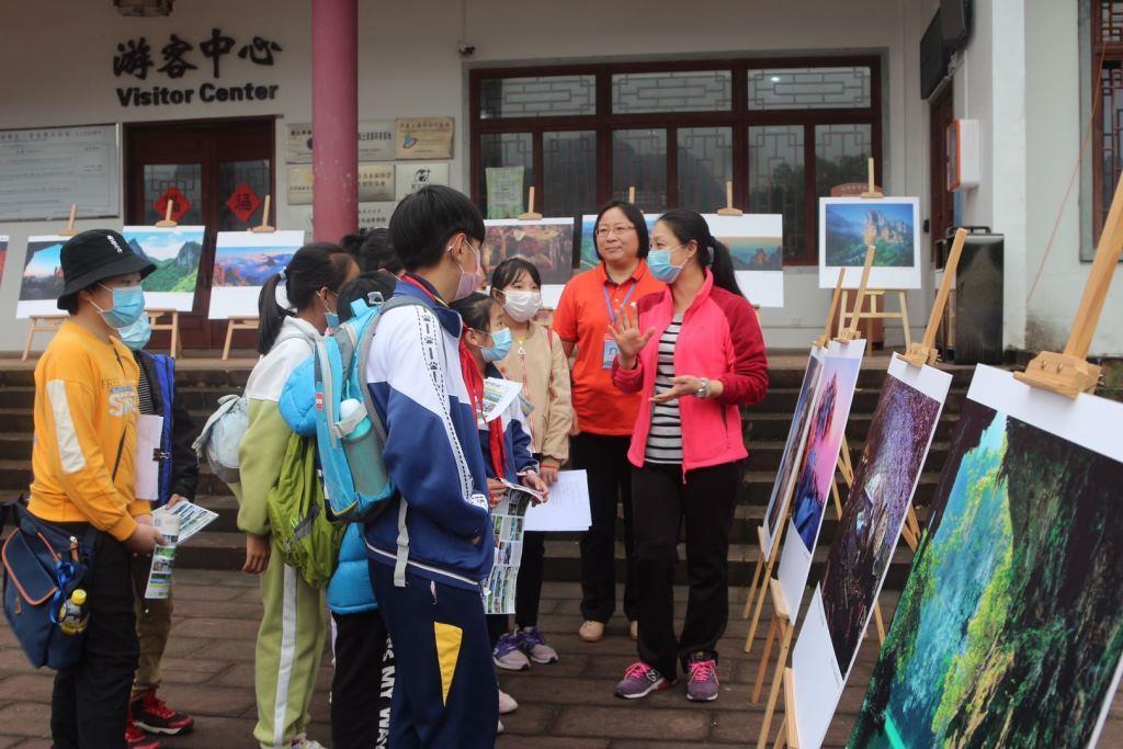 世界地球日:姊妹公园一起在行动